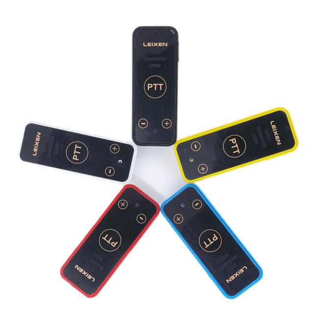 Leixen Mini Walkie Talkie de 16 canales para niños, VV 118, Woki Toki, 0,5 vatios, tamaño pequeño FRS, Radio bidireccional, para restaurante y niños