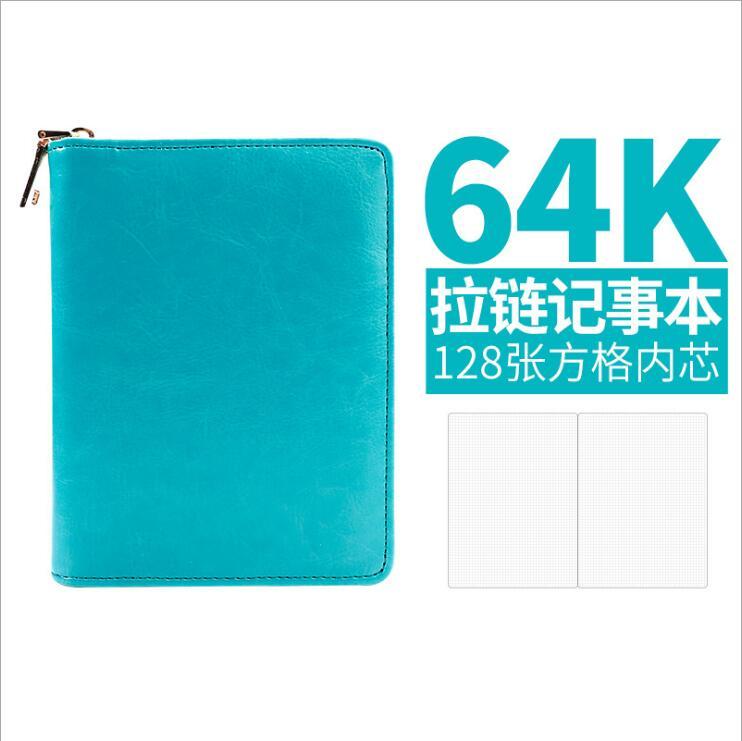 Dilosbu Zipper Bag A5 Doplněný plánovač Mesačný Týdenní 2018 - Bloky a záznamní knihy - Fotografie 6