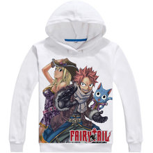 Fairy Tail Hoodie – Brown