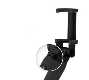 Image 5 - Xiaomi portable Mini trépied pliable 2 en 1 monopode Selfie bâton Bluetooth sans fil télécommande obturateur pour téléphones Iphone