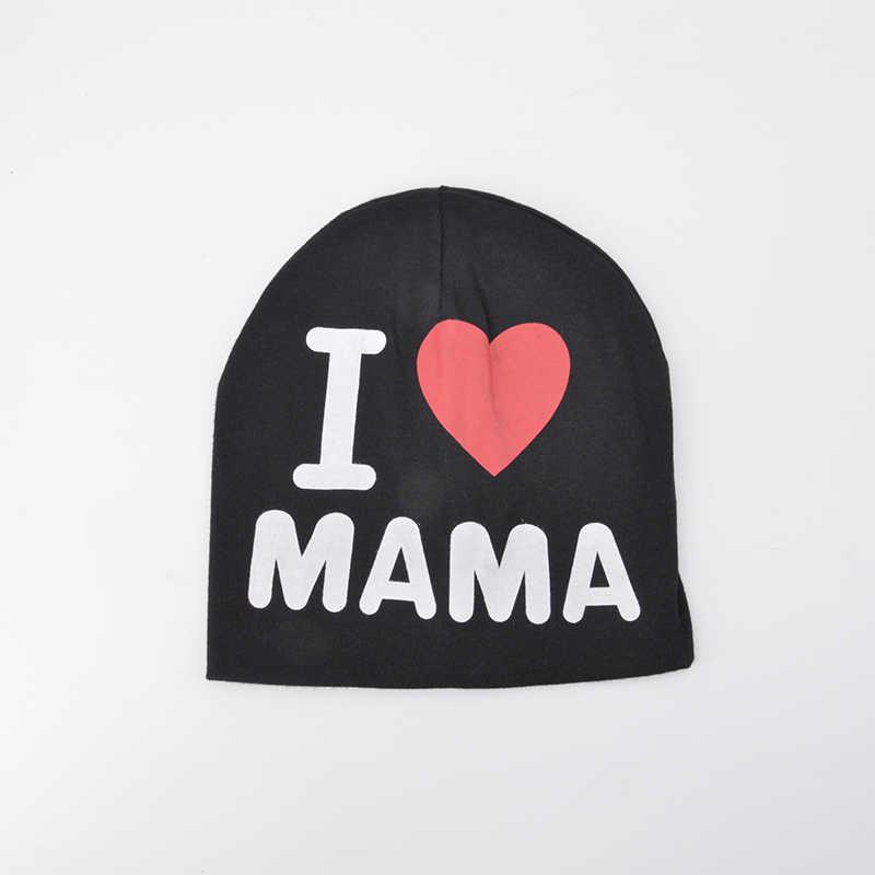 แฟชั่นหมวกเด็กถักผ้าฝ้ายพิมพ์เด็กหมวกสำหรับชายหญิงฤดูใบไม้ผลิฤดูใบไม้ร่วงฤดูหนาวเด็กหมวกเด็ก Beanie TTM-006