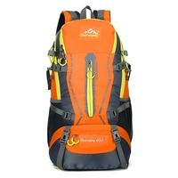 45L Camping Taschen Leichte Outdoor Reise Dayback Schulter Tasche Casual Große Schule Rucksack Rucksack Wasserdicht|Klettern Taschen|   -