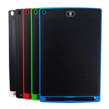 Игрушки для рисования 8,5 дюймов ЖК-планшет для письма стирается планшет для рисования электронный безбумажный ЖК-блокнот для почерка детская письменная доска для детей