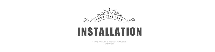 install
