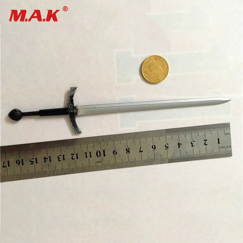 1//6 Scale Sword Accessory for 12/'/' Figure Body Model Toy Antiquity Weapon Doll