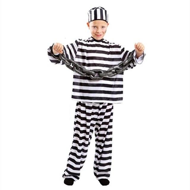 nuevo estilo nios pao pequeo nio de prisin los presos festival ley disfraces