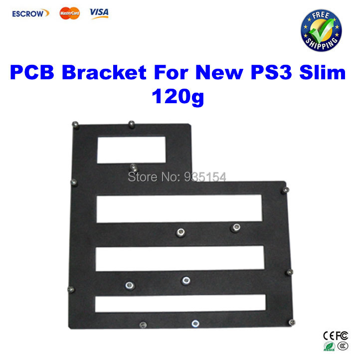 PS3 Slim PCB clamp bracket jig Bracket Clamp for support PS3 Slim 120GB motherboard the pilgrims a novel the pendulum trilogy