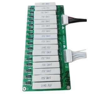 Image 2 - 3S ~ 16S High Current Lithium Battery Balance Board 60V 48V 1.5A balancing current Active Equalizer Balancer Lifepo4 Lipo Li ion