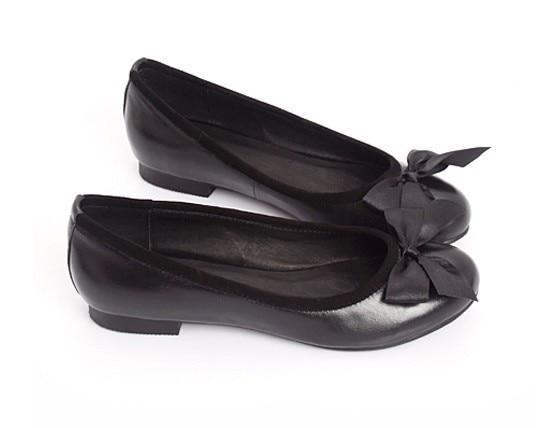 Lleno Flattie Genuino Cómodo Tamaño Manual A 15 Zapatos Personalizado 4 Sholed Cuña Finos Grande Bowtie Señoras Cuero Puro R7wfwP