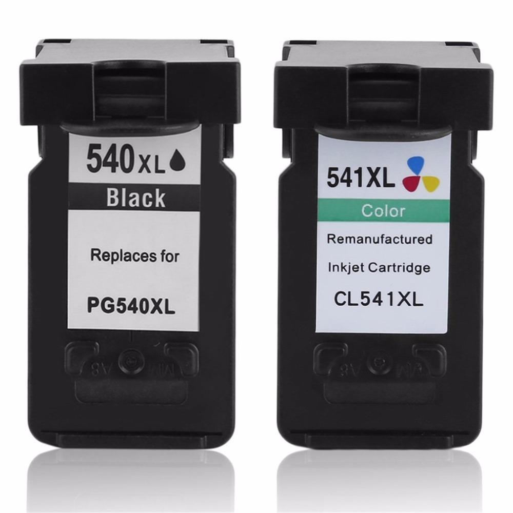 3pcs High Quality 540XL And 541XLColorful Ink Cartridge Hot Sale Ink Set For Canon Pixma MG2150 MG2250 3150 MG3250 Free Shipping hot sale 1000ml roland mimaki mutoh textile pigment ink in bottle color lc for sale