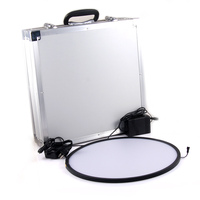Hercules Flatfield panel D325mm, with 12V Inverter W ND0.6 filter
