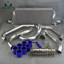 FMIC Front Mount Intercooler Kit RX7 FC FC3S 13B Single Turbo 300-700hp 86-91 Packing size 23″x11″x2.75″ BL