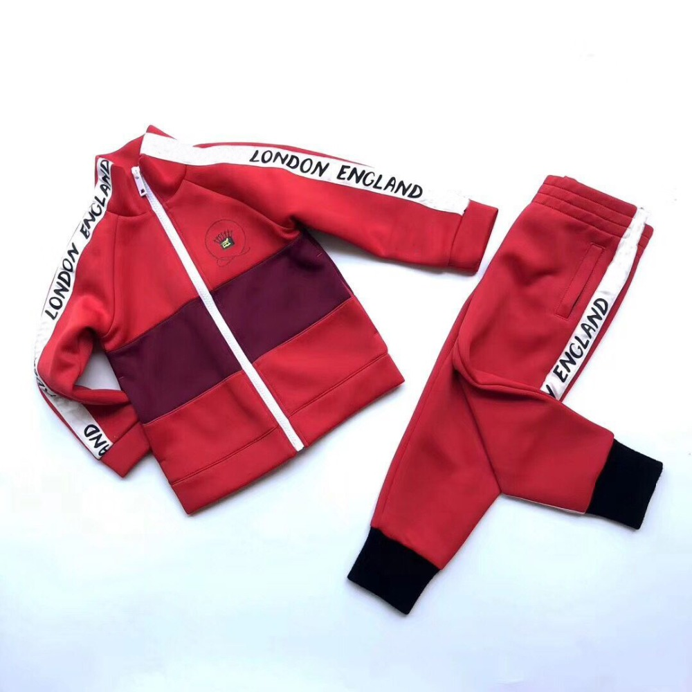 retail Kids Clothes Boy's Sports Set Kids Clothing Sets Girls Sport Suit School Kids Suit Sets Jackets & Pants Tracksuit машина технопарк металл инерц краз омон открыв двери и капот свет звук в кор в кор 2 24шт