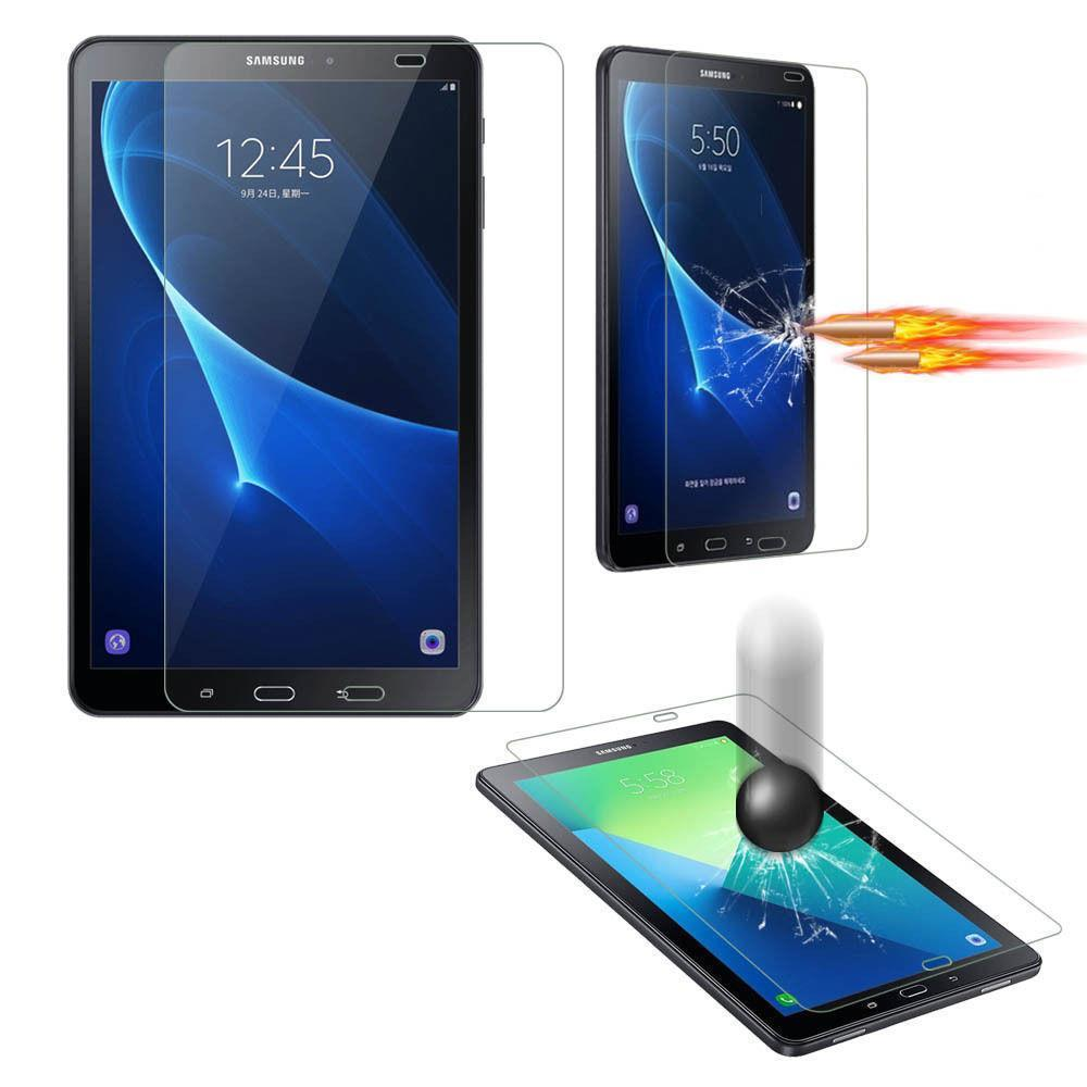 Screen Guard For Samsung Galaxy tab A 10.1 A6 A 6 2016 T580 T585 10.1 Tablet Tempered Glass Screen Protector Protective FilmScreen Guard For Samsung Galaxy tab A 10.1 A6 A 6 2016 T580 T585 10.1 Tablet Tempered Glass Screen Protector Protective Film