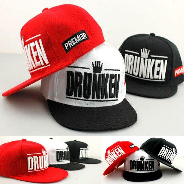 e1ef9e2970d10 Nuevo verano moda casual unisex SnapBack ajustable gorra de béisbol hip hop  Baloncesto CAP para niños