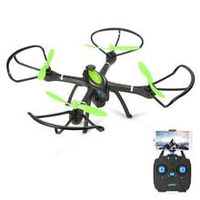 Wifi 4CH 6-axis Gyro rc Quadcopter FPV drone mainan H27WH Ketinggian tahan UVA RC helikopter dengan Kamera 2.0MP hd APP control vs X8C