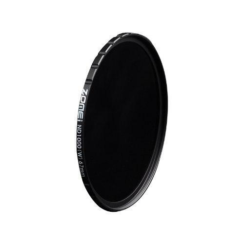 F14505 Zomei Ultra Slim HD 18 Слой Super Multi-Coated Glass плотность Нейтральный Серый ND1000 Объектив Фильтр 77 мм для Цифровой Камеры FS