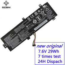 GZSM מחשב נייד סוללה L15L2PB4 עבור LENOVO IdeaPad xiaoxin 310 15ISK310 15IKB 310 15ABR L15L2PB5 L15M2PB5 L15C2PB5 L15M2PB3 סוללה