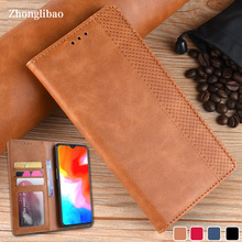 Luxury Leather Flip Case for Oneplus 6t 6 5t 5 3t 3 7 Pro Card Holder Wallet Stand Magnet Book Cover One Plus 7 6t 128gb Global