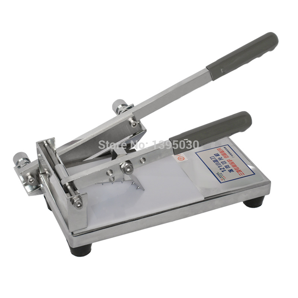 121B Newest! Universal cutting machine cutting bone machine, mutton machine, universal machine, Slicer