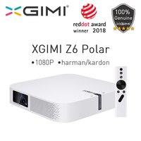 XGIMI Z6 Polar DLP Mini Projector 1080P Full HD Home Theater 4K 700 Ansi 3D Android Wifi Bluetooth Smart Beamer LED Projectors
