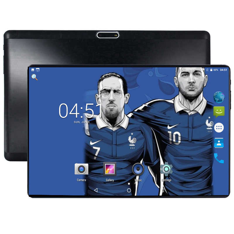 2019 Tablet 10 אינץ 2.5D מסך אנדרואיד 8.0 Tablet Pc 4 + 64 GB 4G LTE טלפון Tablet כפול ה-SIM כרטיס 1280*800 IPS מחשב לוח 7 8 9 10