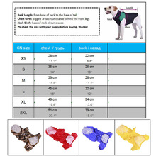 Dog Reflective Waterproof