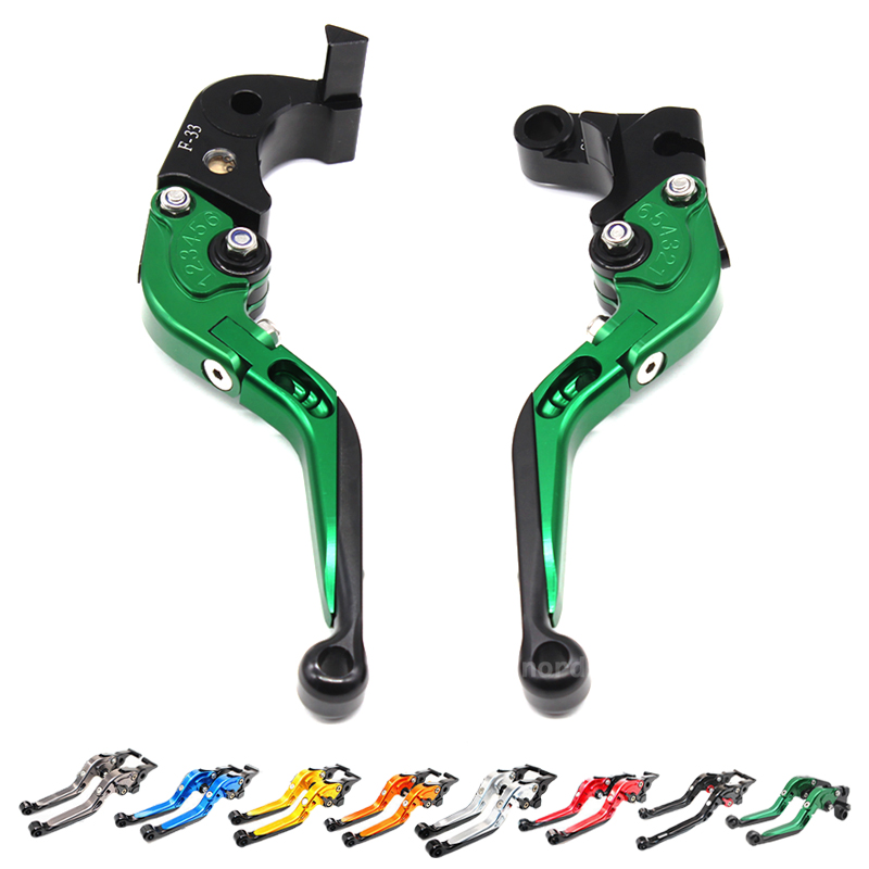 Adjustable Motorcycle Brake Clutch Levers For Honda CB600 HORNET F2 F3 F4 CB919 CBR900 RR CNC Motorbike Brake Lever F-18/H-626