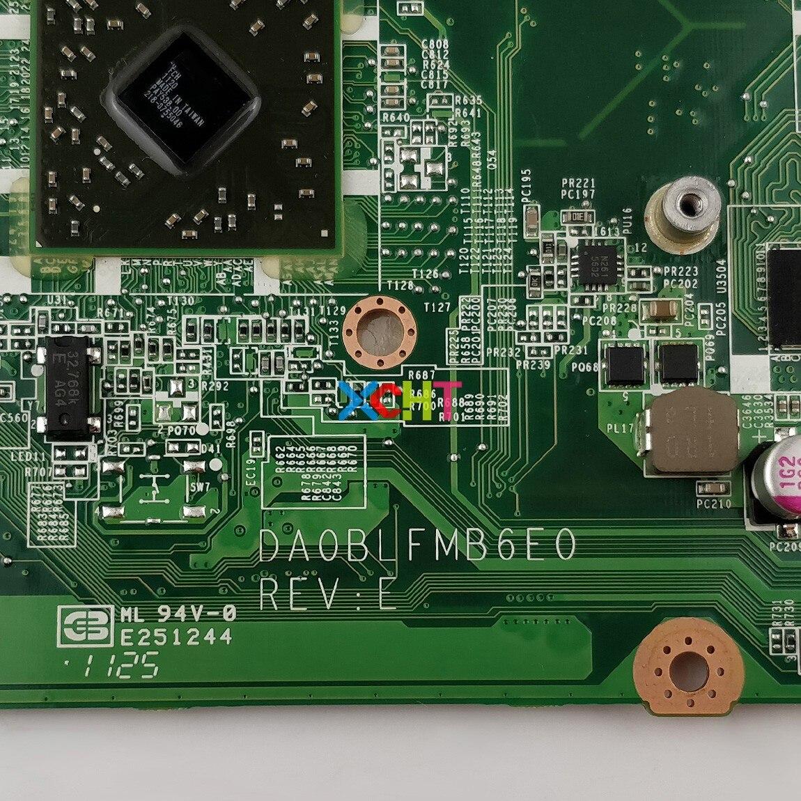 Image 5 - A000081310 DA0BLFMB6E0 w GT525M/1 GB графика для Toshiba L750D L750 L755D ноутбук ПК Материнская плата ноутбука протестирована-in Материнская плата для ноутбука from Компьютер и офис on AliExpress - 11.11_Double 11_Singles' Day