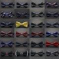 Wedding Ties Adjustable Satin Men Dot Tuxedo Classic Party Novelty Bow Tie Necktie pajaritas hombre noeud papillon men 021-024