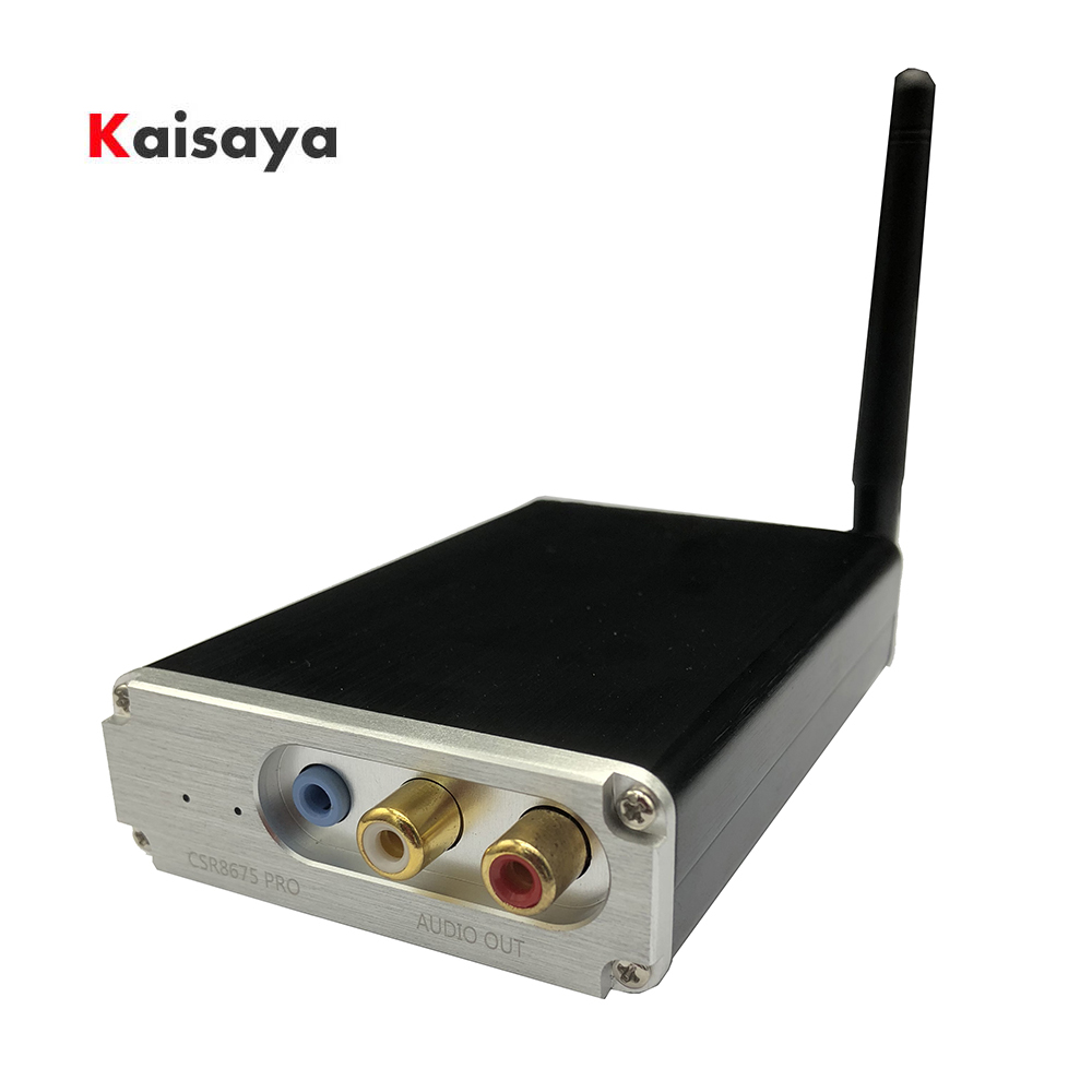 CSR8670 Bluetooth 5.0 Receiver PCM5102A I2S DAC Decoding Lossless 24Bit Wireless Bluetooth With Antenna B3 001|Digital-to-Analog Converter| |  - title=