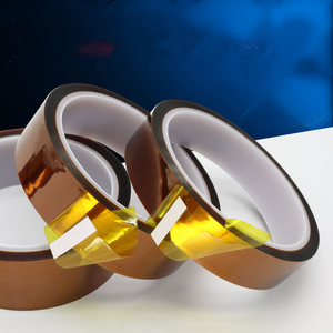 Image 2 - 갈색 고온 폴리이 미드 절연 테이프 납땜 저항 배터리 회로 기판 테이프 변압기 전기
