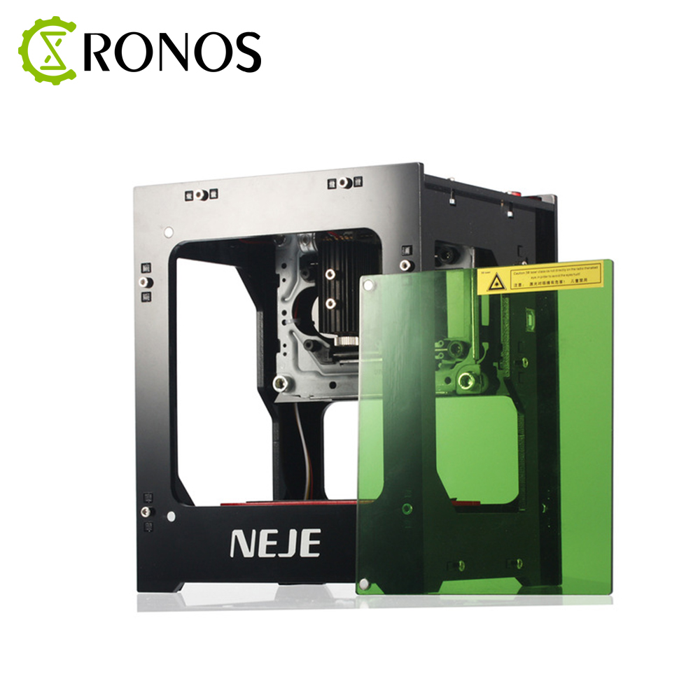 NEJE Mini 1000mw/1500mw USB Laser Engraver Carver Automatic DIY Print Engraving Carving Machine with Protective Glasses