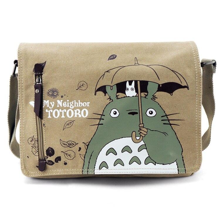 New 2017 Free Shipping Tonari No Totoro My Neighbor Messenger Bags Durable Anime Bag Ab104 On Aliexpress Alibaba Group