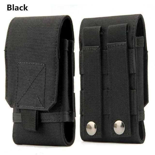 Olahraga Holster Kait Loop Sabuk Telepon Kasus Cover Bag Pouch Untuk - Aksesori dan suku cadang ponsel - Foto 5