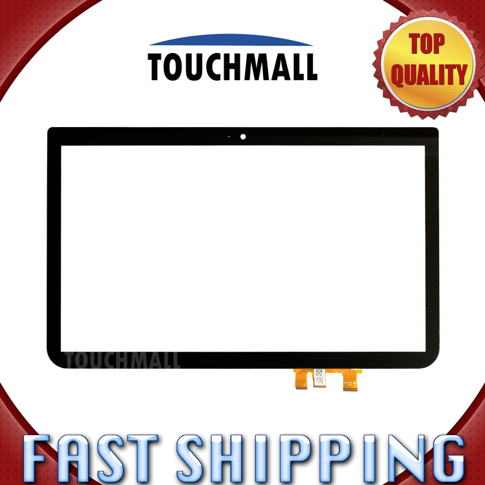 ФОТО For Toshiba Satellite P55T P50T S50T M50T Replacement Touch Screen Digitizer Glass 15.6-inch Black For Laptop