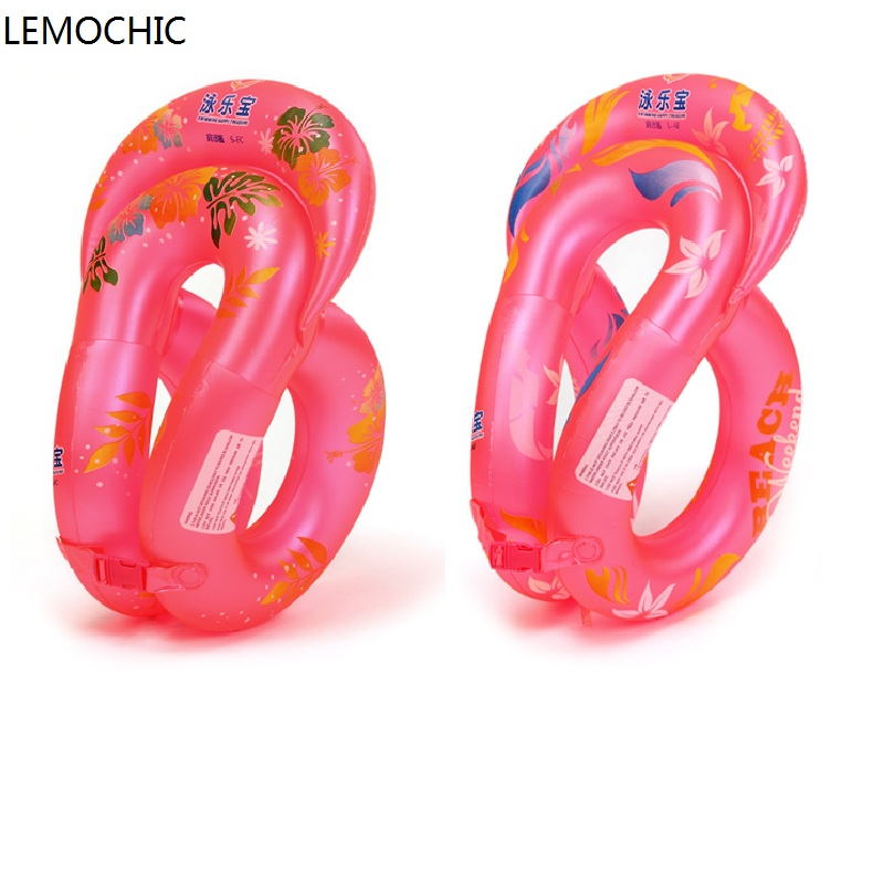LEMOCHIC Child / adult swimming laps thickened life circle Inflatable Swimming Pool Accessories Swimming Ring Summer Water Toy