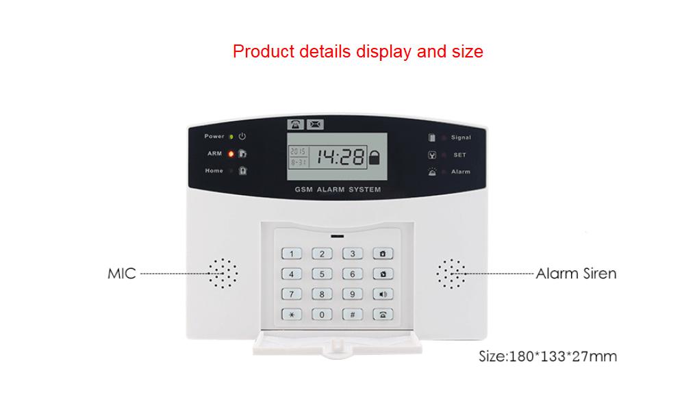 Gsm alarm system2
