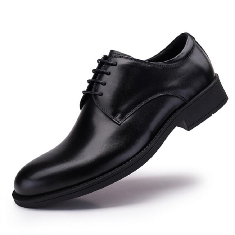 Robe automne Véritable Main Chaussures Printemps Cuir En Hommes Oxford Zapatos Bureau Northmarch D'affaires Noir De À La Peau Vache fYqOdwx