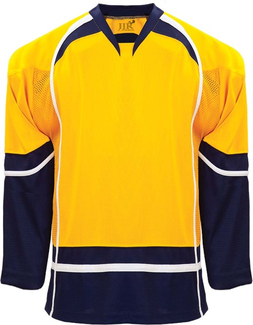 12daef1af29 Buy Cheap Custom Hockey Design Wholesale ICE Hockey Jerseys Replica Home  Mens Vintage Jersey Yellow White XXS-6XL Free Shipping