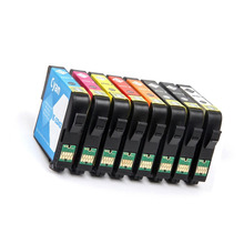 For Epson Surecolor P400 Printer Ink Cartridge T3240 T3241 T3242 T3243 T3244 T3247 T3248 T3249 With Chip