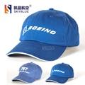 Boeing/787 Мечта Лайнер Синий Регулируемые, подарок для Сотрудников Аэропорта