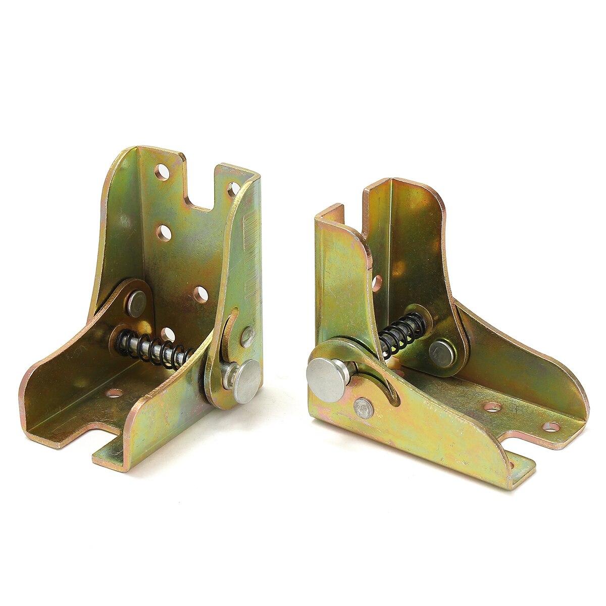 Responsible Funssor Aluminum Folding Foldable Adjustable Table Desk Bench Top Bar Leg Feet Rv Hardware Furniture Hardware