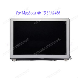 """Oryginalny dla MacBook Air 13.3 """"A1369 A1466 montaż ekranu wyświetlacza lcd 2013 2017 rok MD760 MJVE2 EMC 2632 EMC2925 w Ekrany LCD do laptopów od Komputer i biuro na"""