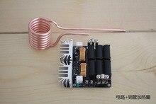 Fondu en métal ZVS chauffage par induction à Haute fréquence machine de chauffage DIY Brain-formation Jouet Doivent apporter leur propre pouvoir