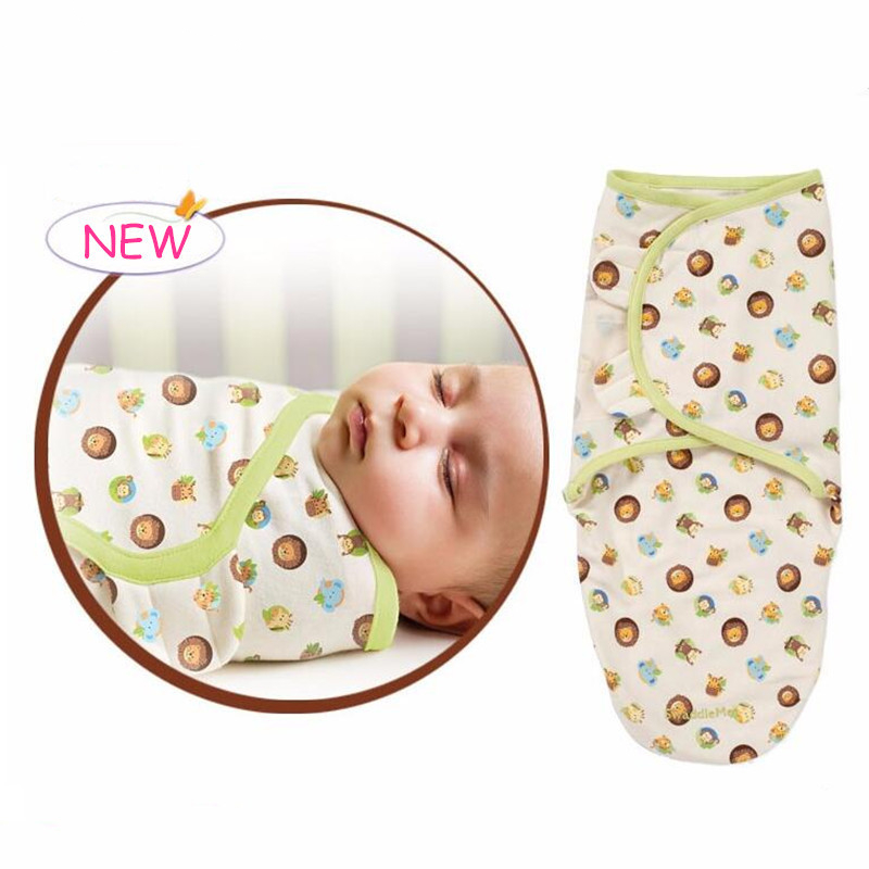 Baby Cocoon Swaddle Wrap Envelope Sleep sack Newborn Receiving Blanket Swaddling Bag Cotton Infant Bedclothes Sleeping Bedding envelope for newborns swaddle 75 80cm infant swaddling blanket swaddle wrap winter cotton printed baby sleeping bag bedding