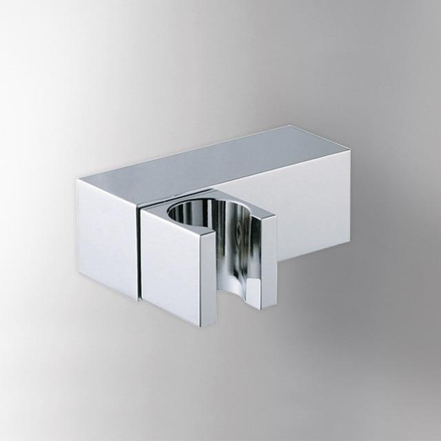 bathroom accessories whole brass square hand shower holder shower hook bathroom hand shower holder bathroom holder