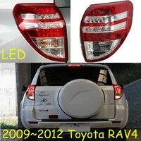 Car Styling RAV4 Taillight 2009 2012 Led Free Ship 4pcs Set RAV4 Fog Light Car Covers