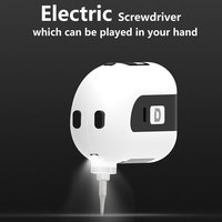 Multifunction Electric Screwdriver Small moving S1 Portable Lithium Precision Cordless Power Screw Driver Kit Hand Mode TooL
