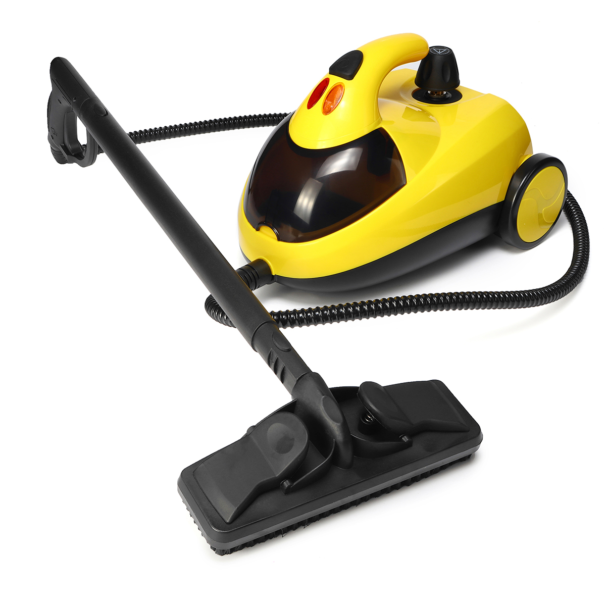 13in1 AU220V 1.5L4.0 1800W Bar High Pressure Steam Floor Carpet Cleaner Washer Cleaning Machine 360 Wheel for Clean Bathroom Car